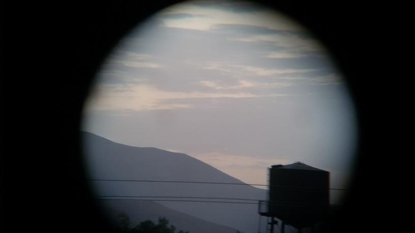 افق هلال شوال1436زرقان
