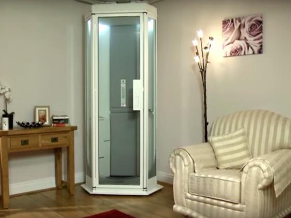 آسانسور خانگی نوع اول :: بالابریک نوع جدید از آسانسور خانگی رویای مالکیت آسانسور خانگی را به واقعیت تبدیل  می کند.