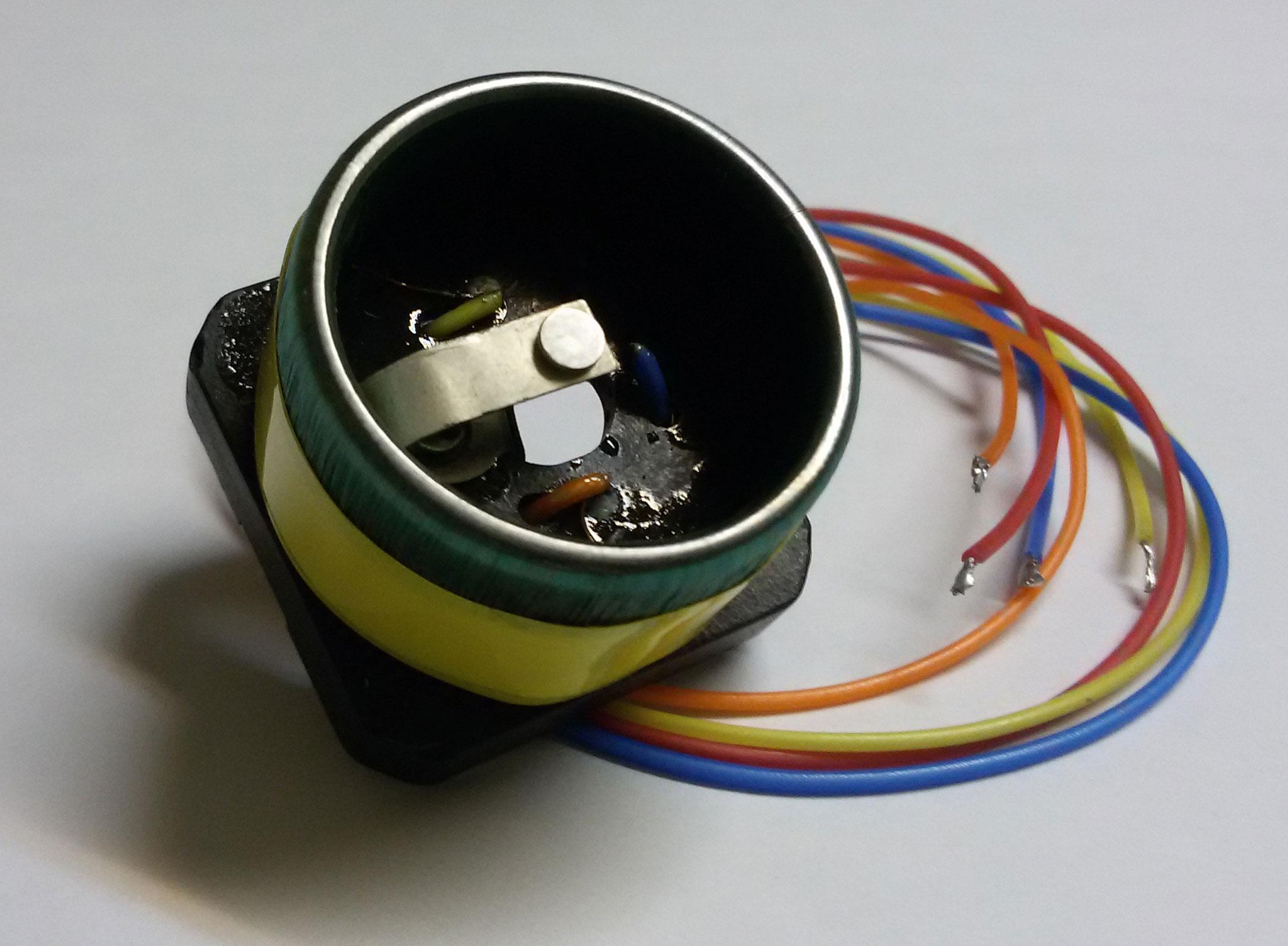 Coil Transmitter