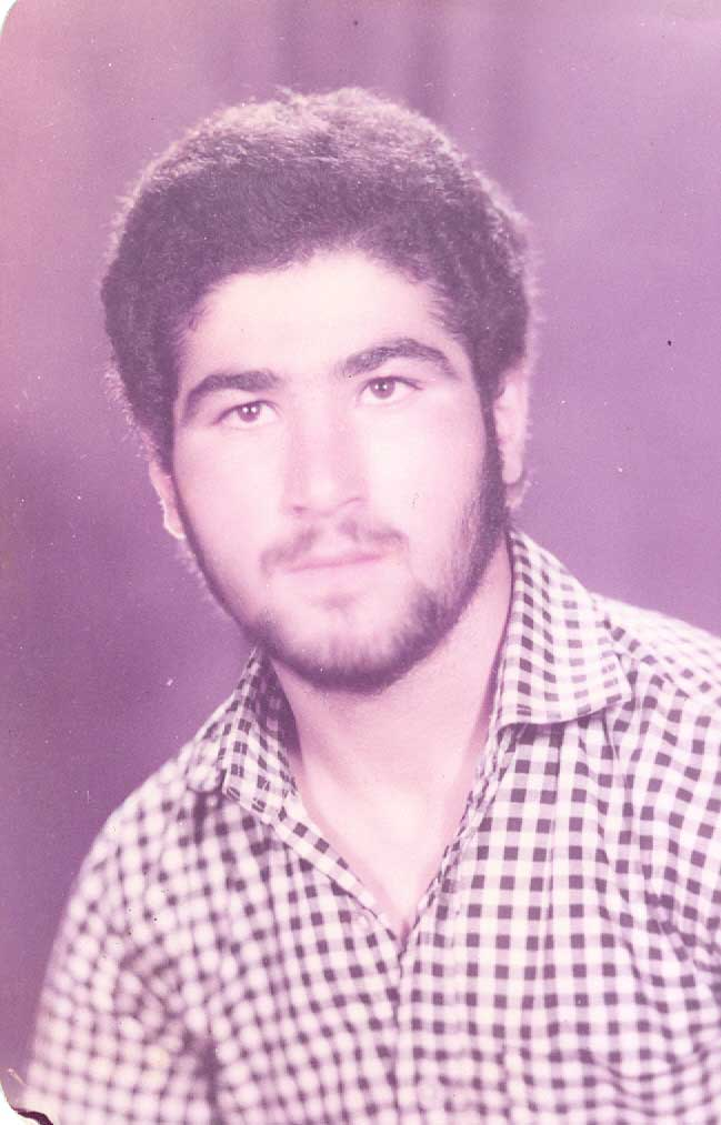 زیارت مزارشهید بانان متقی-کاظم