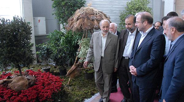 سومین جشنواره گل و گیاه تهران
