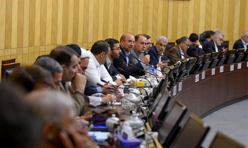 سخنرانی در جلسه فراکسیون نمایندگان ولایی مجلس شورای اسلامی