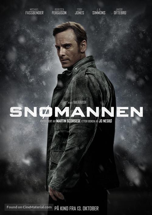 دانلود فیلم The Snowman 2017