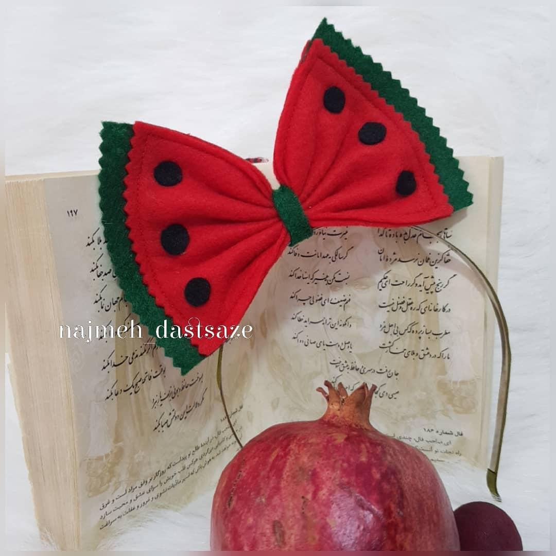 عکس نوشته شب یلدا برای پروفایل دخترونه با انار و کتاب حافظ