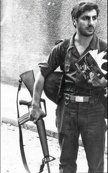 جمیل رهبر مسیحیان تندروی لبنان
