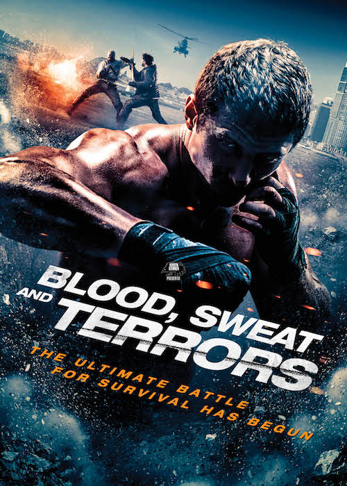 دانلود فیلم Blood Sweat And Terrors 2018