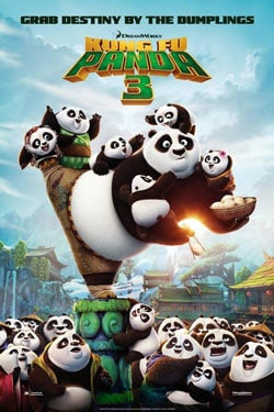 Kung Fu Panda 3 2016 - دانلود پاندای کونفوکار3دوبله فارسی_bia2filmm :: بیا تو فیلم