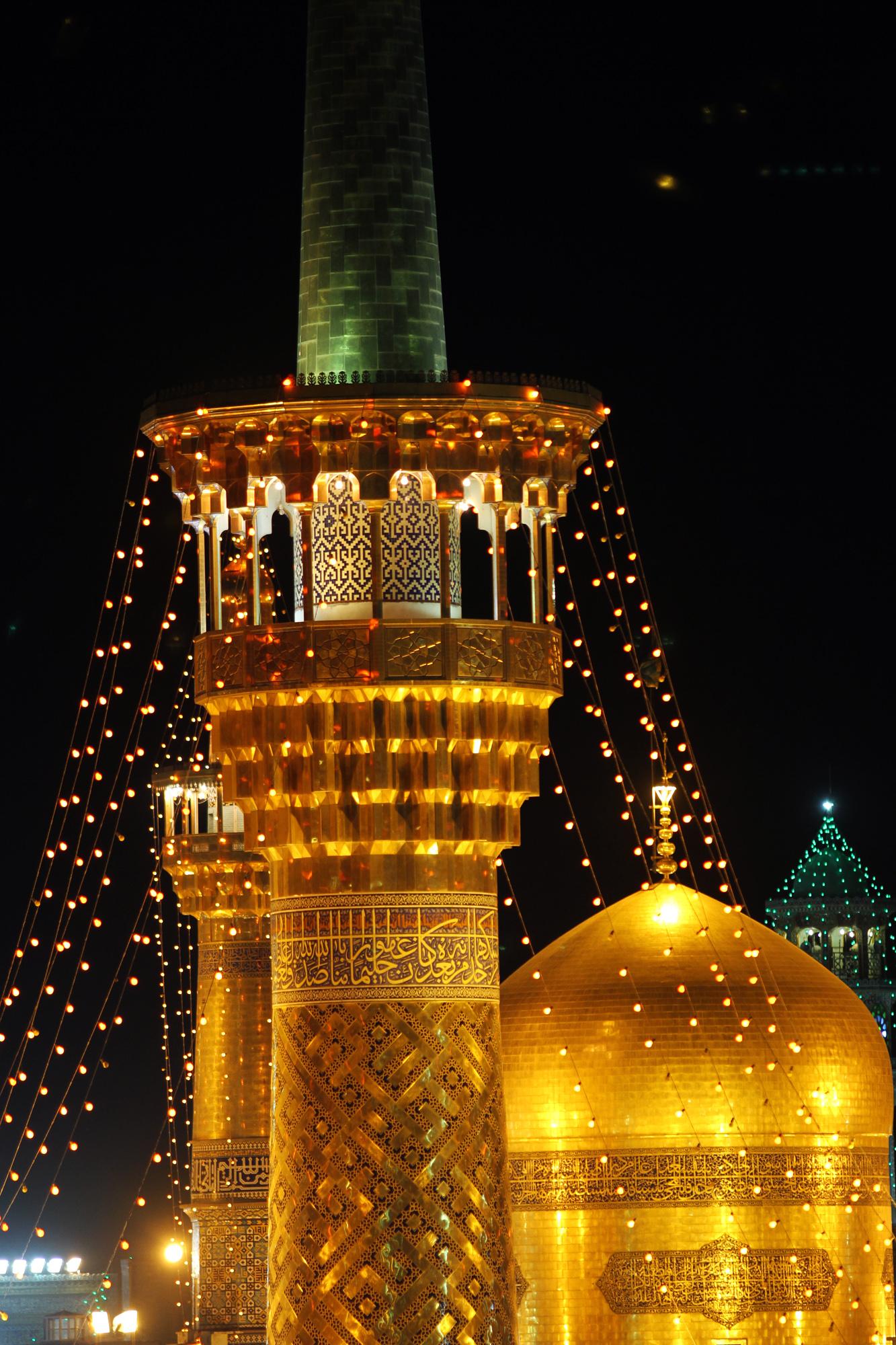 عکس با کیفیت مشهدالرضا