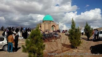 اولین روز سال1394-گلزارشهدا و امامزاده خانیک