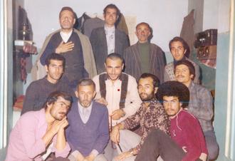 شهید رضا رجبی