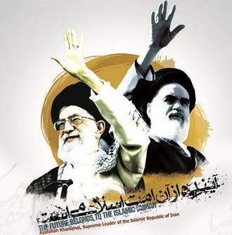 لبیک : طراحی پوسترهای فرهنگی مذهبی