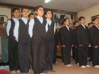 گروه سرود صالحین