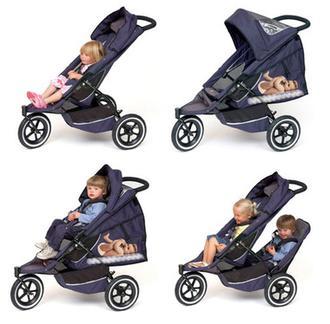 قیمت کالاسکه دو قلو بچه