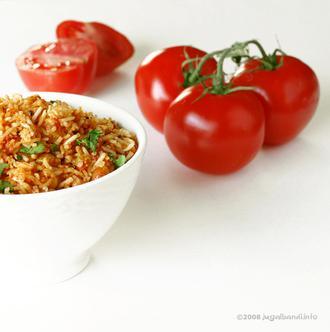 دمی گوجه فرنگی استانبولی پلو