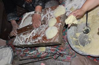 تهیه نان