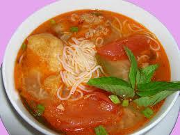 سوپ گوشت و رشته