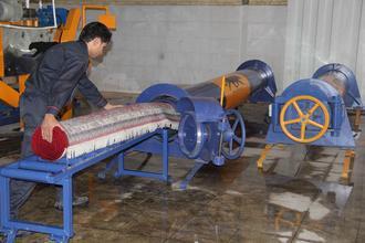 دستگاه آبگیرلوله ای فرش و قالی دلتا یزد