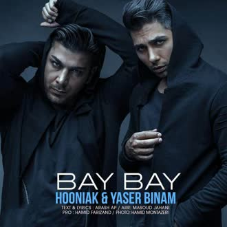 hooniak & Yaser Binam, یاسر بینام