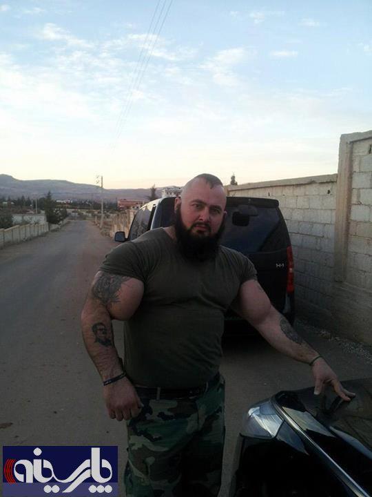 """تصاویر """"ضیا الاسد?"""" معروف به """"شیر دمشق"""""""
