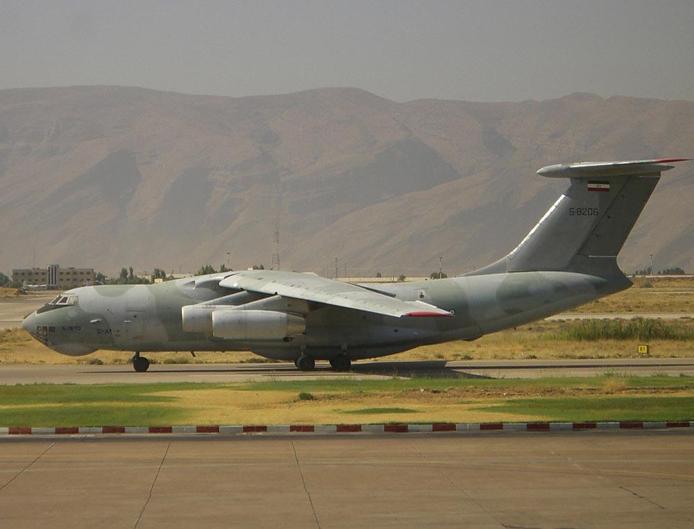 شهدای کادر پروازی سانحه سقوط هواپیمای ایلیوشین ایل-۷۶ سپاه