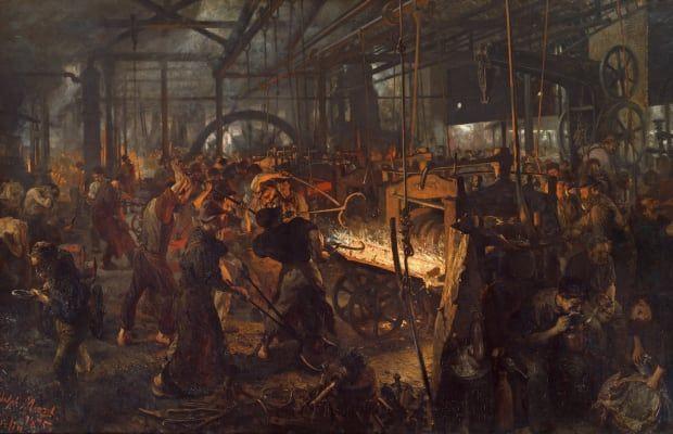 انقلاب صنعتی؛ فراتر از آن چه فکر می کردید!