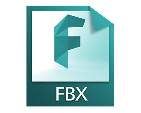 فرمت مدل و فایل سه بعدی FBX