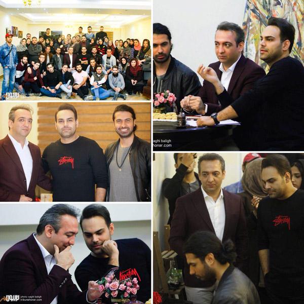 گزارش کارگاه ترانه بابک صحرایی + اجرای زنده شهر بارونی