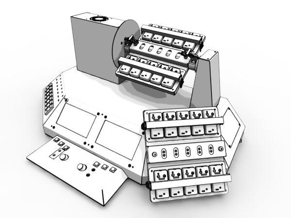 طراحی محصولات جدید با استفاده از مدل سه بعدی انجام میشود