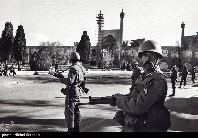 روزهای حکومت نظامی در سال 57