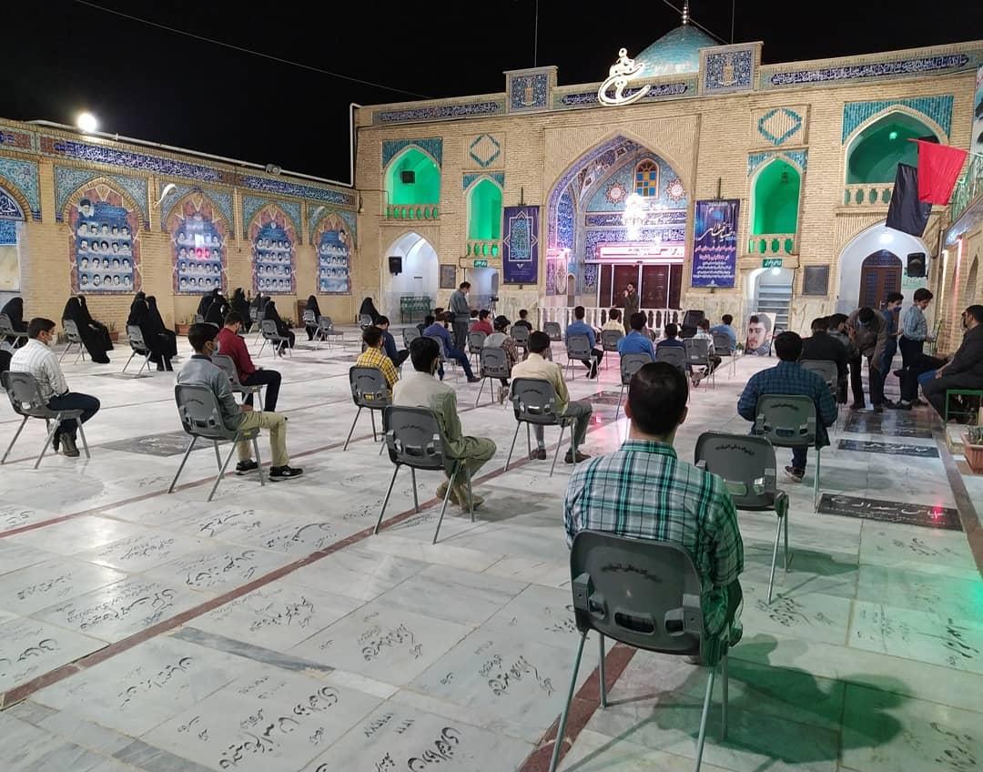 مراسم سالروز تولد شهید دانشگر در سمنان برگزار شد