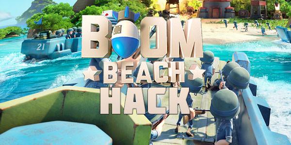 دانلود رایگان نسخه هک شده بوم بیچ-نسخه بینهایت جم (Boom Beach mod)