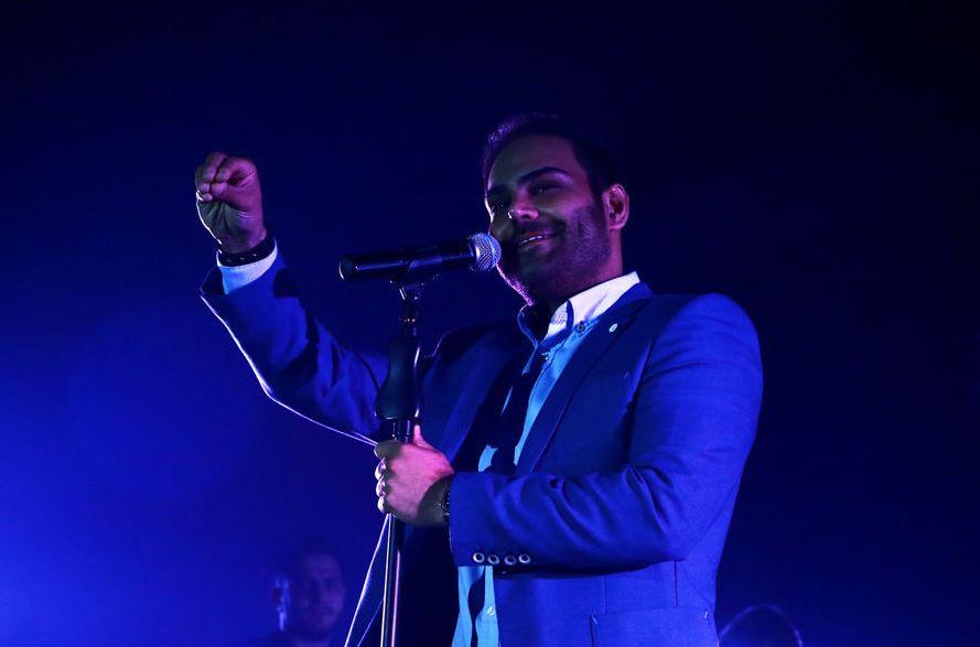 گزارش تصویری کنسرت 7 و 8 اردیبهشت در آبادان