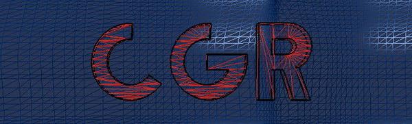 فرمت CGR برای ذخیره فایل Catia