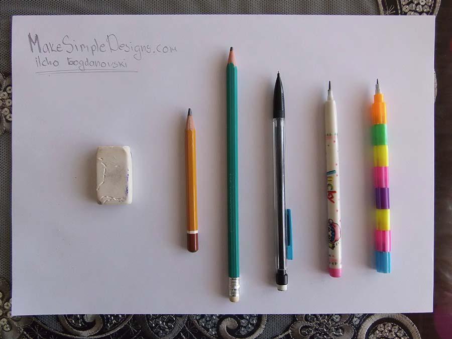 مراحل طراحی یک لوگو :: kaqazART کاغذآرت • آموزش تصویری طراحی ...مرحله سوم - طراحی