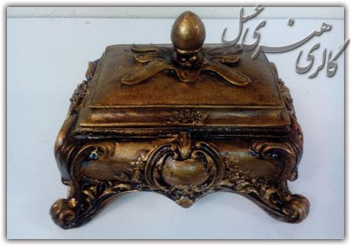 جعبه جواهر پلی استر