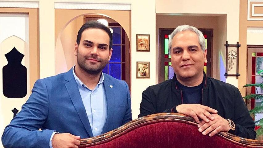 دانلود مصاحبه سیامک عباسی با برنامه دورهمی