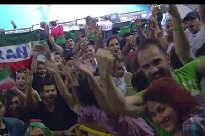 حواشی والیبال ایران با ایتالیا