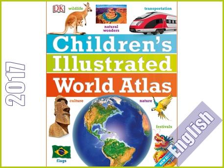 اطلس مصور جهان، برای کودکان  Children's Illustrated World Atlas