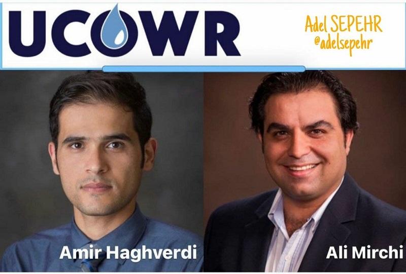 دانشگاهی/ کسب جایزه تحقیقات کاربردی شورای دانشگاهی منابع آب UCOWR آمریکا توسط دانش آموخته دانشگاه فردوسی مشهد