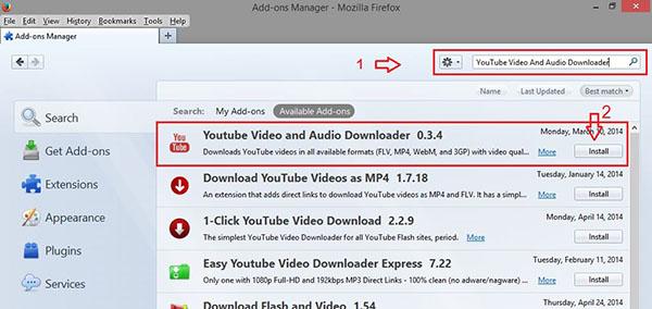 راهنمای دانلود از یوتیوب