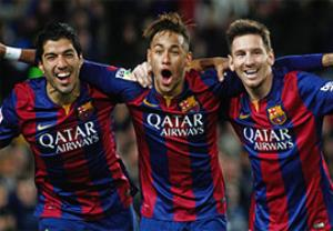 نتیجه نهایی و فیلم خلاصه بازی گل های بارسلونا بتیس چهارشنبه 9 دی 94