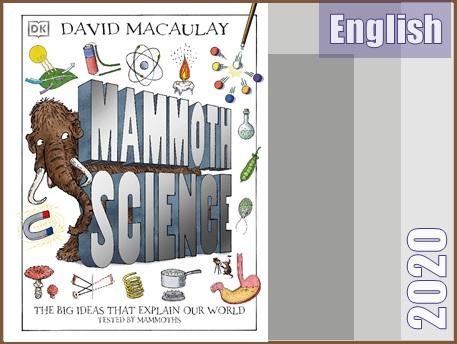 کتاب علمی ماموتها: ایده های بزرگ که جهان را توصیف میکنند  Mammoth Science: The Big Ideas That Explain Our World