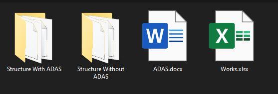 فایل های مربوط به پروژه