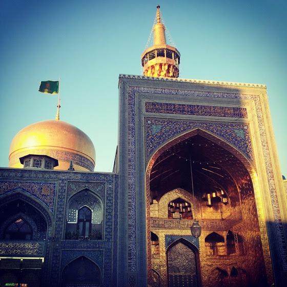 مشهد, حرم امام رضا علیه السلام