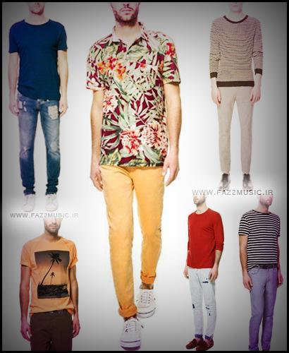 مدل شیک لباس های اسپرت پسرانه