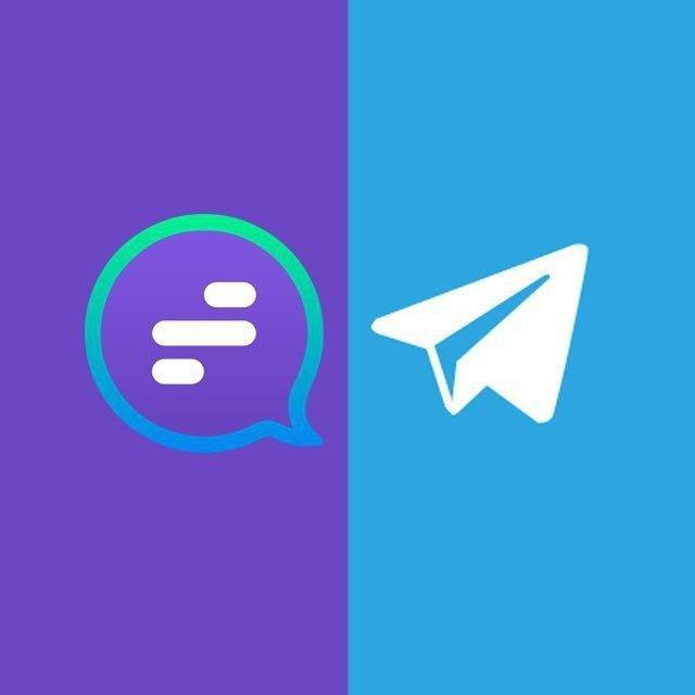 ربات ارسال مطالب تلگرام به گپ