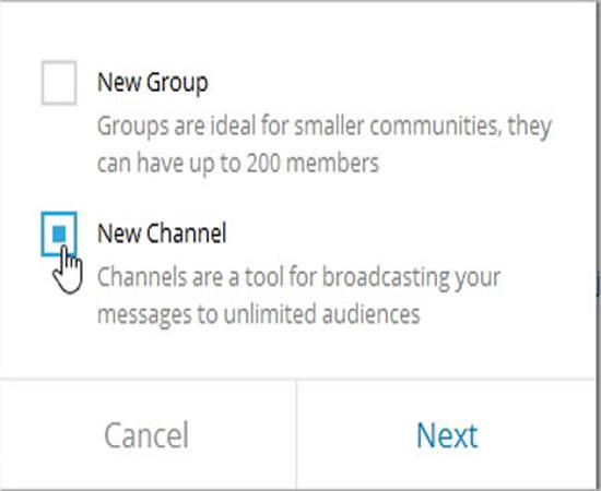 Image result for بهترین روش افزایش ممبر کانال تلگرام