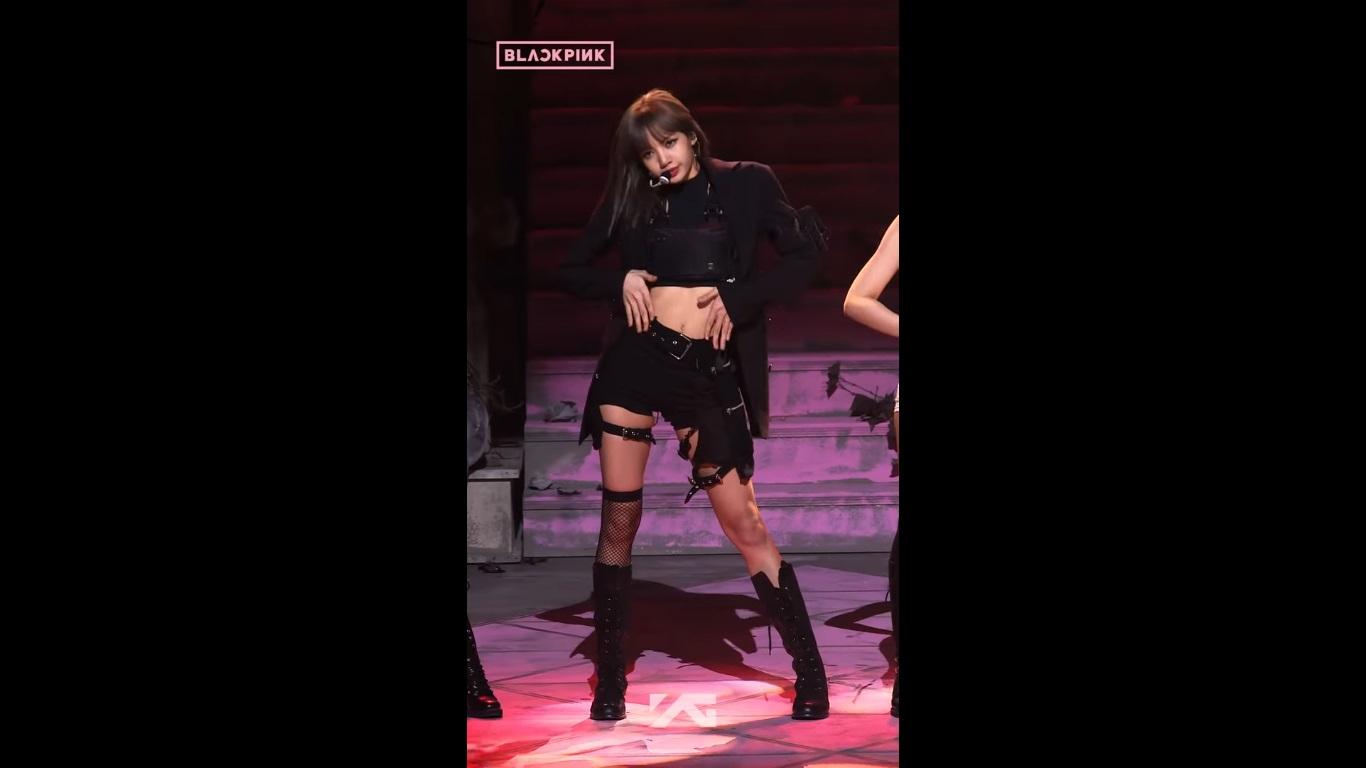 اجرای لیسا   Lisa در کنسرت Kill This Love