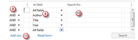جستجوی آنلاین برای ورود مآخذ