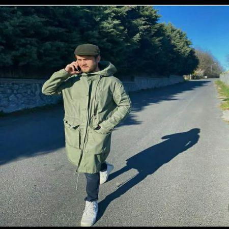 عکس یاماچ برای پروفایل با تفنگ